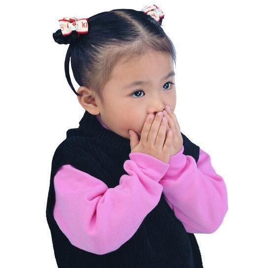 4岁小孩说话不清楚还流口水是什么情况