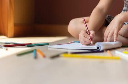 五岁小孩说话吐字不清楚看什么科