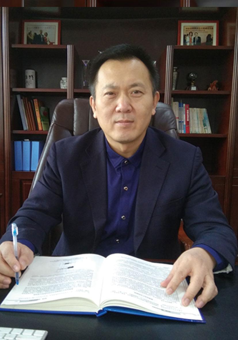 顾饶胜 教授,语言障碍研究院院长